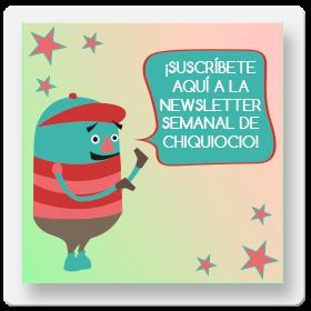 Suscríbete a las Newsletters