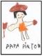 Papá Pintor. Taller de dibujo, pintura y grabado