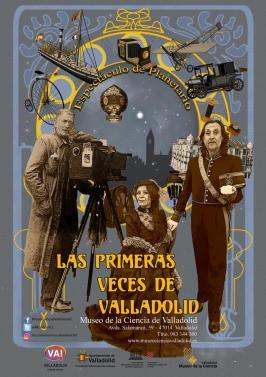 """Planetario """"Las primeras veces de Valladolid"""""""