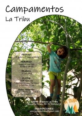 Campamentos La Tribu