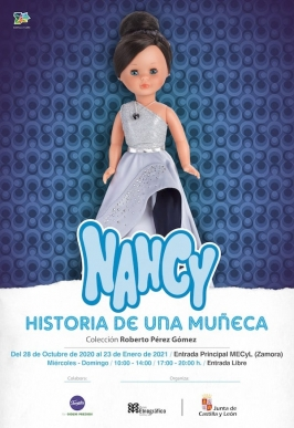 """Nancy, historia de una muñeca"""