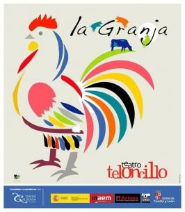 """Teloncillo Teatro presenta  """"La Granja"""""""