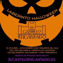 Laberinto Halloween en el Castillo Encantado