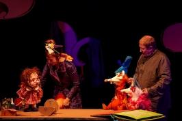 """Teatro Arbolé presenta """"Leocadia"""""""