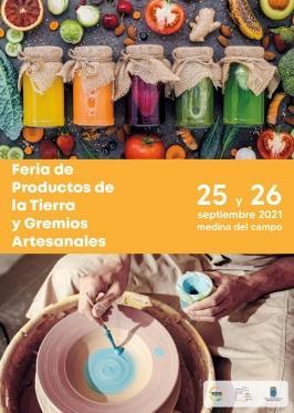 Feria de Productos de la Tierra y Gremios Artesanales en Medina del Campo