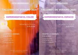Talleres de Verano en el Museo Patio Herreriano