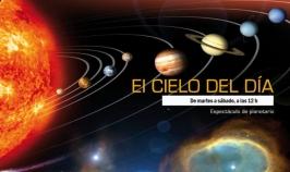 """Planetario """"El cielo del día"""""""