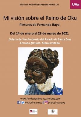 """Exposición: """"Mi visión sobre el Reino de Oku"""""""