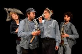 """Gorakada Teatro presenta """"Pinocchio"""""""