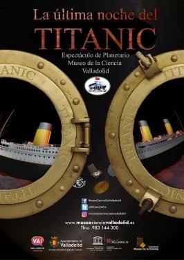 """Planetario """"La noche del Titanic"""""""