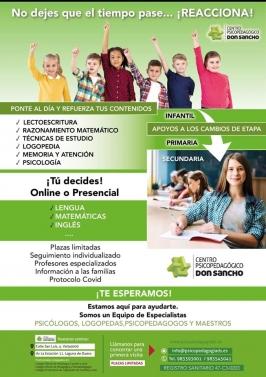Centro Psicopegógico Don Sancho