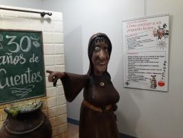 """Exposición didáctica """"30 Años de Cuentos"""""""