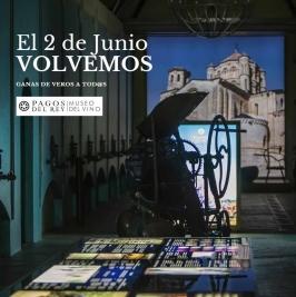 """Museo del Vino """"Pagos del Rey"""""""