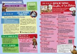 Festividad de San Antonio. Medina del Campo (Valladolid).