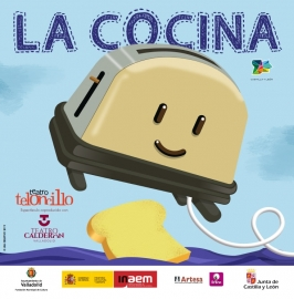"""Teatro para bebés:  """"La Cocina"""""""