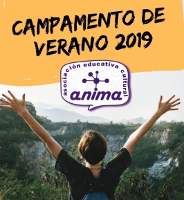 Campamento de Verano 2019 Anima