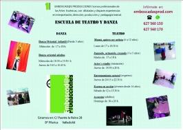 Emboscad@s Producciones. Espectáculos y Escuela de Teatro y Danza