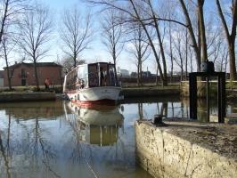 El Canal de Castilla. Medina de Rioseco.