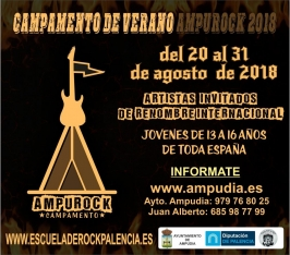 Campamento de verano: Ampurock 2018