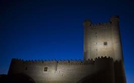 """Turismo familiar. Castillo de Fuensaldaña """"Centro de Interpretación de los Castillos"""""""