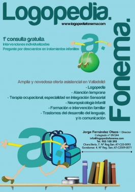 a. Fonema. Gabinete de Logopedia