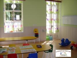 La Escuelita del Viejo Coso, Centro Infantil