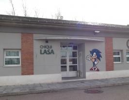 Chiquilasa. Hotel Lasa Sport