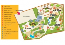 Turismo familiar: El Valle de los Seis Sentidos - Renedo de Esgueva (Valladolid)