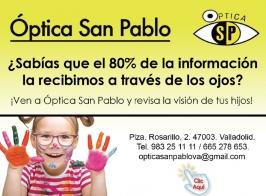 Óptica San Pablo
