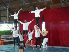 Escuela de circo de Valladolid