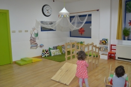Pequeland, Escuela Montessori
