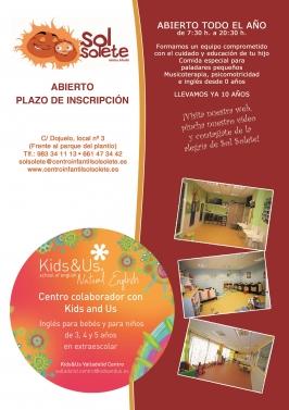 "Centro Infantil ""Sol Solete"""