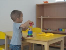 El Trenecito. Escuela infantil
