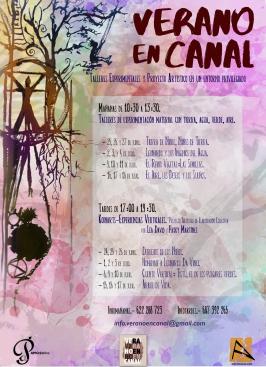 """""""Verano en Canal"""" con Apicreative y Artencanal"""