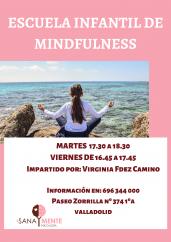 Escuela Infantil de Mindfulness en + Sanamente 2019-2020