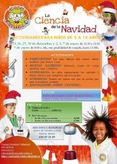 """""""La Ciencia de la Navidad"""" con Ciencia Divertida"""