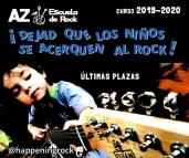 AZ Escuela de Rock 2019-2020