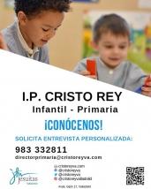 Instituto Politécnico Cristo Rey. Centro Concertado Bilingüe Jesuitas