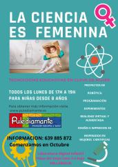 La Ciencia es Femenina
