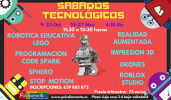 """""""Sábados Tecnológicos"""" en Pulediamante"""