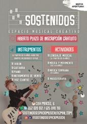 Sostenidos, Espacio Musical Creativo