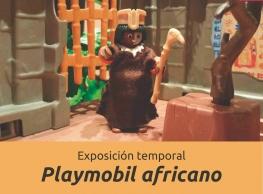 Playmobil africano de ACYCOL