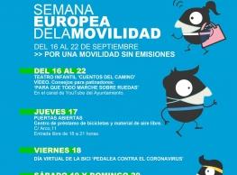 Semana Europea de la Movilidad en Salamanca