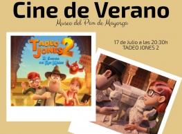 """""""Tadeo Jones 2"""" en Museo del Pan"""