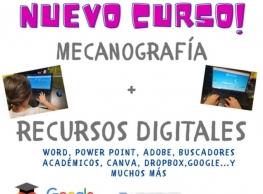 Mecanografía y Recursos Digitales