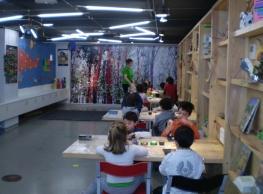 Aula de Medio Ambiente Caja de Burgos de Palencia