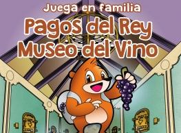 """""""Marco Topo"""" en el Museo del Vino """"Pagos del Rey"""""""