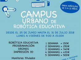 Campus Urbano de Robótica Educativa