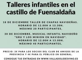 """""""La Tierra del Anillo"""" en """"El Castillo Encantado"""" en Trigueros del Valle"""