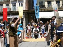El arriero Claudio te guía por Segovia